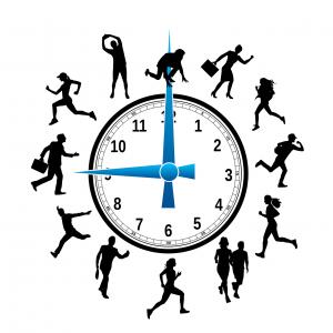 horloge stress sports